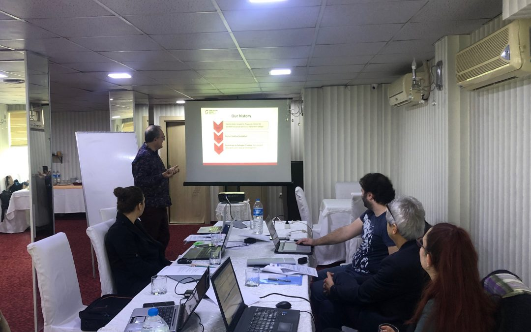 INNO4IMPACT PROJEKT-AUFTAKT-MEETING